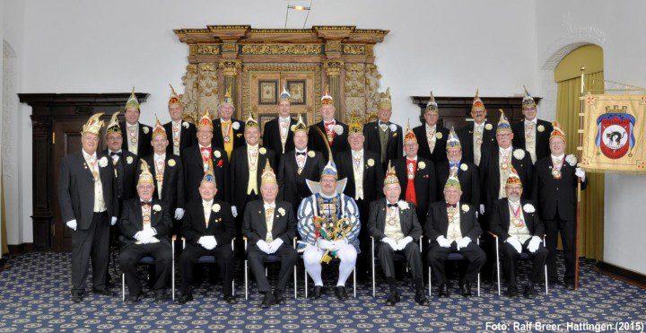 Komitee ehemaliger Prinzen 2015