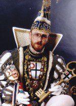 Prinz 1990/91 Christoph der I. Hoffmann