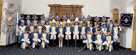 Prinzengarde 2007