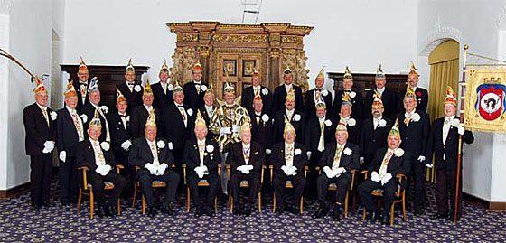 Komitee ehemaliger Prinzen 2007