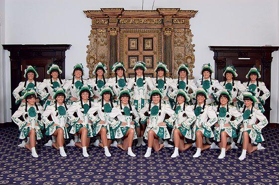 Regimentstöchter 2007