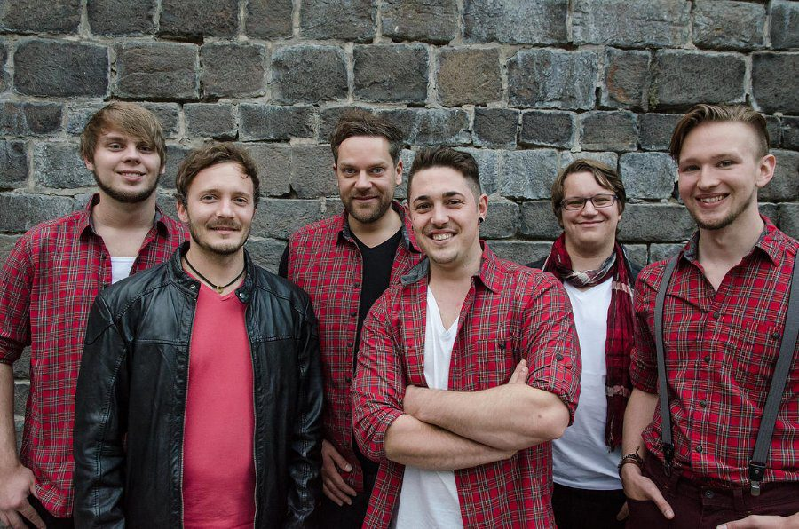 "Die Kölner Band ""Roxy"" - Karneval in Attendorn"