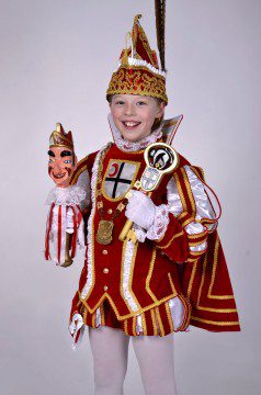 Kinderprinz Leo I von Attendorn Atta-Fotostudio