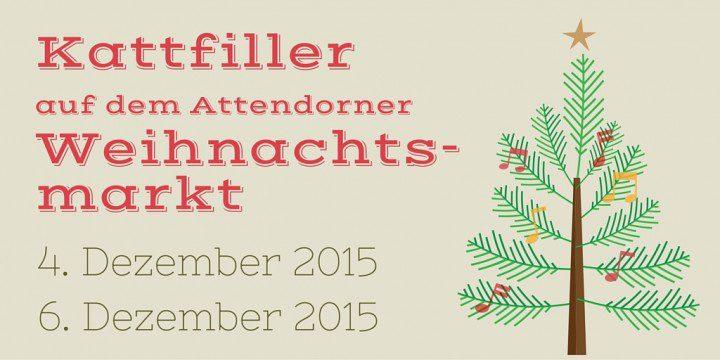 Kattfiller-Weihnachtsmarkt