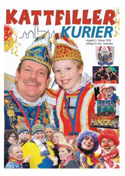 Kattfiller-Kurier 2016