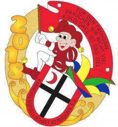 Kattfiller Orden 2018 - Karneval in Attendorn