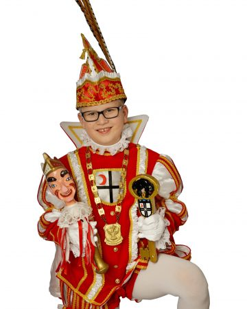 Kinderprinz Lennart I. - Karneval in Attendorn 2018