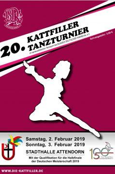20. Kattfiller-Tanzturnier 2019