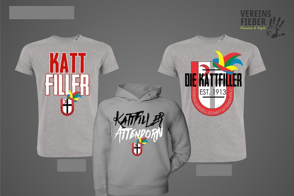 Kattfiller T-Shirts 2018